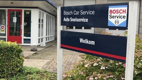 Schade aan uw motor, ook dat lossen we op bij Bosch Car Service Waddinxveen / Auto Snelservice